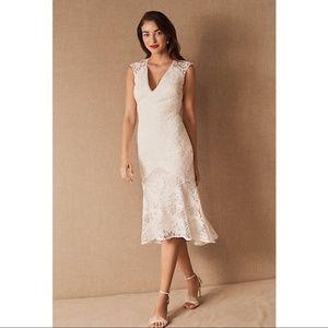 ML Monique Lhuillier x BHLDN Lorre Dress NWT 10
